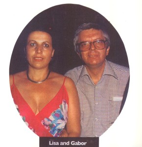 Lisa and Gabor