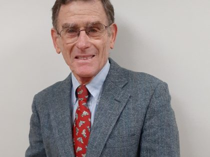 Prof. Fred Finkelstein wins the Dimitrios Oreopoulos award 2020