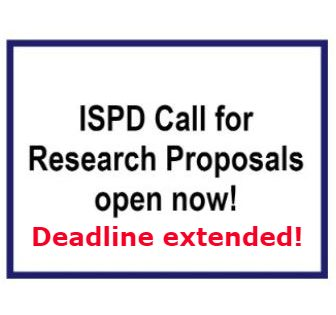 ISPD Call for Research Proposals extended!